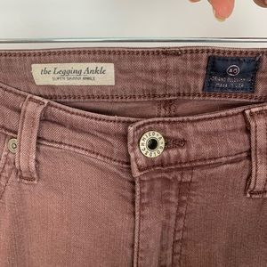 Ag Adriano Goldschmied Jeans - AG Jeans The Legging Ankle Skinny Jeans Size 29R